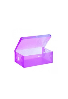 Transparent Shoe Box 33 x 20.5 x 12.5 cm