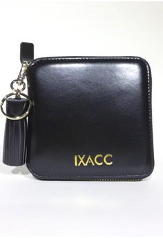 Tassel Zipped Wallet