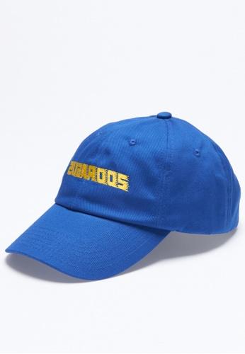 SUGAR005 blue Sugar005 Logo Cap Blue 266A0AC980BAE4GS_1