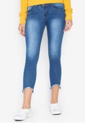 Balaynor blue Wash Skinny Jeans EB132AAB484295GS_1