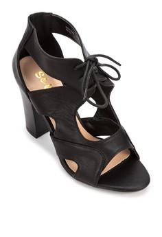 Petra Heeled Sandals