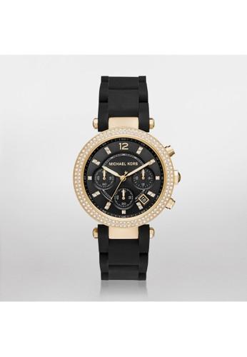 Parker鑽飾計時腕錶 MK6404, 錶類,esprit 香港 時尚型