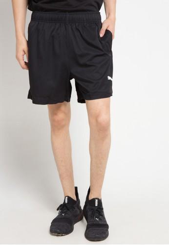 4329f54f PUMA black Sportstyle Core Active Woven Shorts 5 Inch 93F56AAB79CBA0GS_1