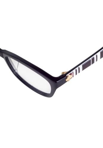 98e8e39fd7 Buy Kate Spade Kate Spade Brylie Black Eyeglasses QG9 Online ...