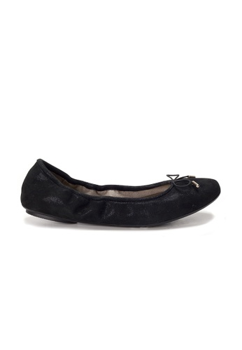 bcfc34c41af48 Shu Talk black AMAZTEP NEW Comfy Sole Suede Leather Ballerina Ballet Flats  4A5E0SH5FEBBFDGS_1