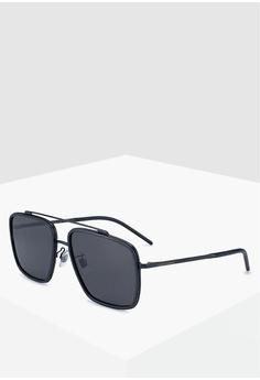 8d47056a129 Dolce   Gabbana black Dolce   Gabbana DG2220 Sunglasses 513E7GL2D04FFDGS 1