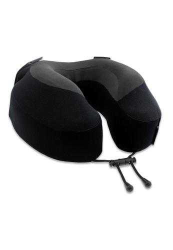 Cabeau black Cabeau Evolution S3 Pillow - Jet Black EB514ACD490A69GS_1