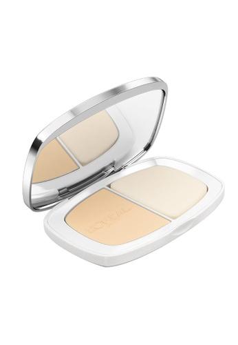 L'Oréal Paris beige L'Oreal Paris True Match Two Way Powder Foundation Refill G1 Gold Porcelain 1ECD9BEE313169GS_1