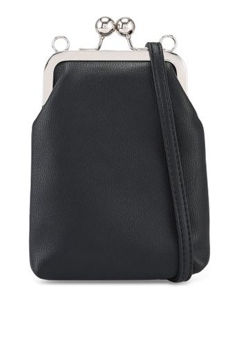 Keddo black Rosa Sling Bag 9AB47AC5E9C526GS_1