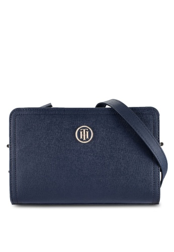 Tommy Hilfiger navy TH PREP BOXY CROSSOVER TO861AC0RR19MY_1