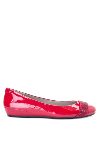 846a58246a3b Shop ECCO Owando Ballet Flats Online on ZALORA Philippines