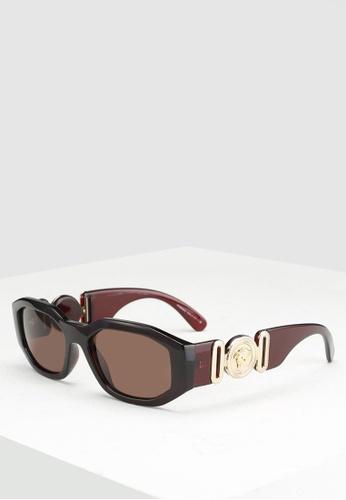 Versace 紅色 Versace VE4361 太陽眼鏡 F44CBGL6F92064GS_1