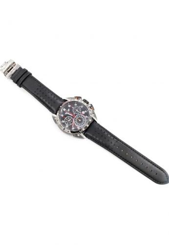 Mini black Analogue Watch MI057AC11AIMHK_1