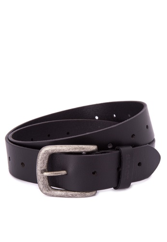 Levi's black Cartago Belt LE892AC0J6ZVPH_1