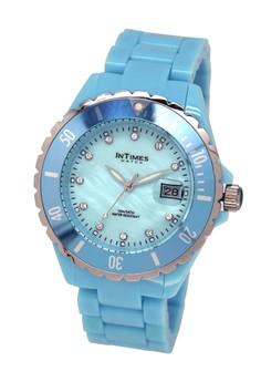 InTimes IT-063 Plastic Analog Watch