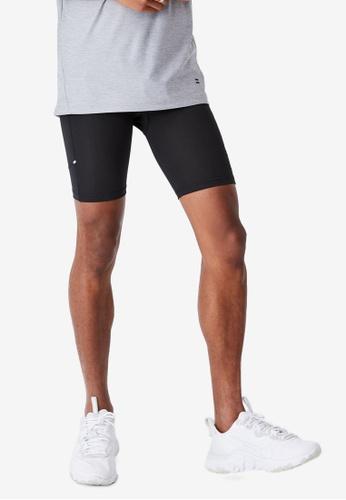 Cotton On black Active Flex Shorts 5D379AA352528AGS_1