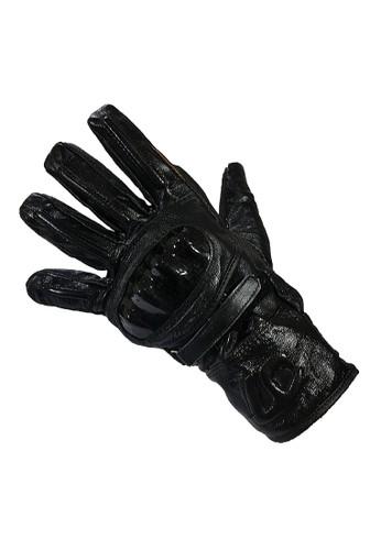 JAVA SEVEN black Reinaldo Gloves Black 8088DACBAEF3F1GS_1