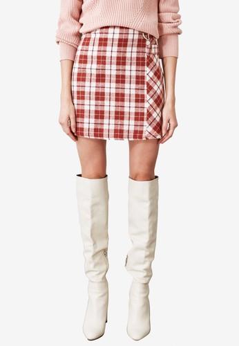 Trendyol multi D-Ring Detail Mini Skirt 2C000AA08E03ADGS_1