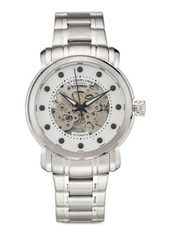 Stuhrling Original silver Stuhrling 644 644.01 Watch 215CDAC09509D9GS_1