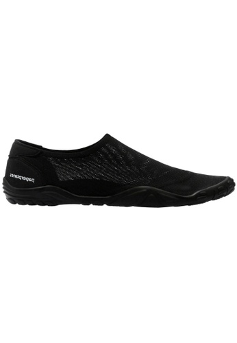 paperplanes black Paperplanes-1360 Mesh Super Light Aqua Slip-Ons Shoes US Women Size PA355SH75QSISG_1