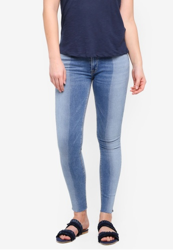 ICHI blue Lulu Indi Blue Jeans 3E8B7AAAE3DFCEGS_1