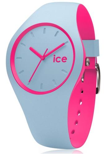 Ice-Watch blue ICE duo - Blue Pink - Medium - 3H IC770AC32MYPHK_1