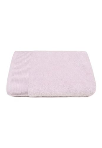 Canopy purple Canopy Essential Japanese Style Minoru Bath Towel 49CD0HL4B141F2GS_1