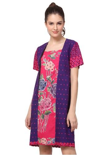 MADAME RABBIT purple Sweet Pea Purple Dress 1495DAA775577DGS_1