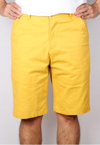 Moley yellow Classic Bermudas D4CB4AA1EE671CGS_1