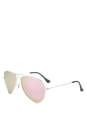 Privé Revaux 粉紅色 飛行員太陽眼鏡 8647CGL8221AD3GS_1