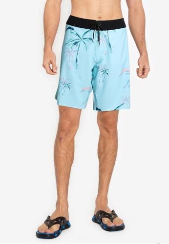 Billabong blue Sundays Pro Boardshorts C61CEAA0E55431GS_1