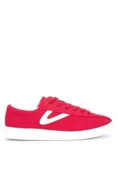 8a9156a973b Tretorn red Women s Nyliteplus Sneakers FD7B7SH468752CGS 1