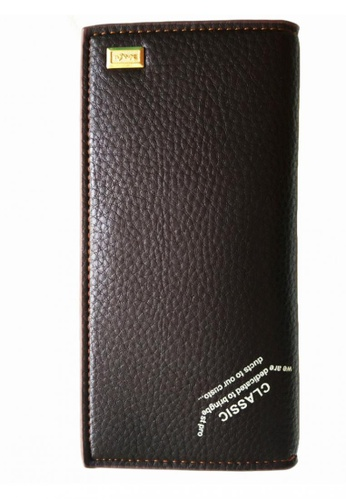 Lucky JX black Long Wallet 0F507ACCBD4018GS_1