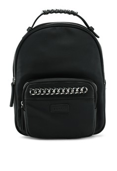 ESPRIT black Braided Chain Backpack BAE71AC4E7443BGS 1 bca25886be
