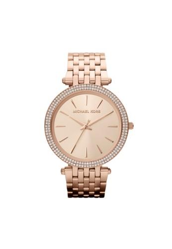 Darci極簡鑽飾腕錶 MKesprit分店3192, 錶類, 時尚型
