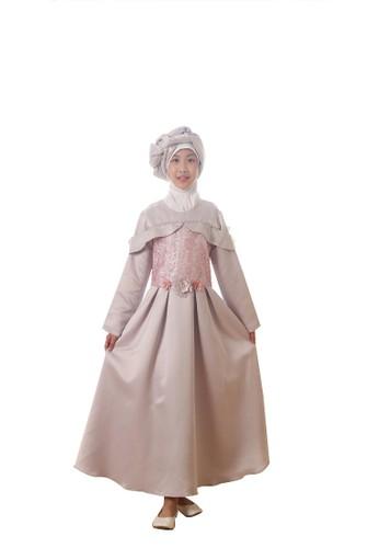 Princessa Flami silver Muslim Anak Silver AG733 BDA3AKA0514376GS_1