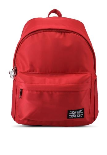 Keddo red Ritsa Backpack 5EF60ACD57F597GS_1