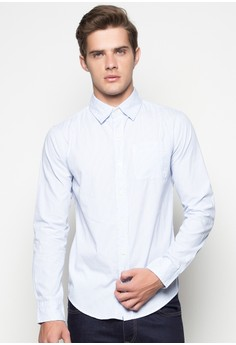 Button Down Long Sleeved Shirt