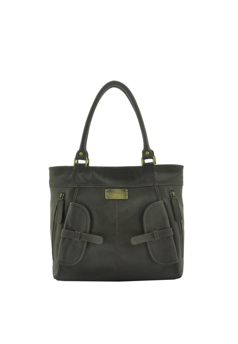 Belinda, Genuine Leather Shoulder Bag