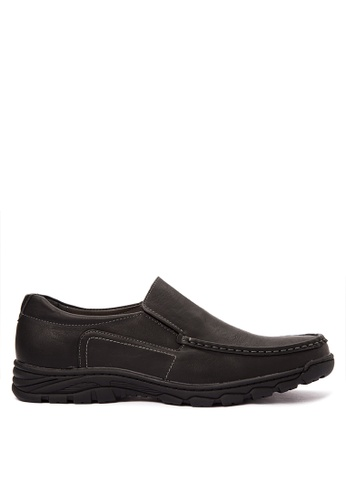 Italianos black Orlando Formal Shoes IT153SH0KJ1DPH_1