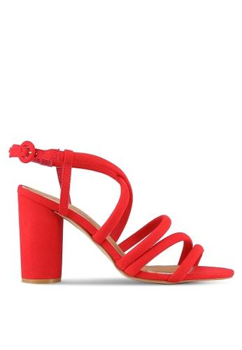 Rubi red Sangria Heels RU506SH0RZKKMY_1