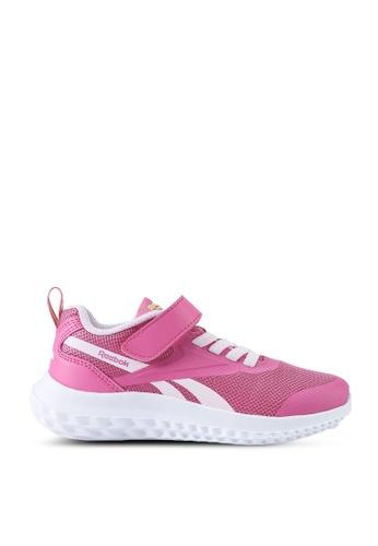 Reebok pink Reebok Rush Runner 3 Alt Shoes E3C7AKSE34D270GS_1