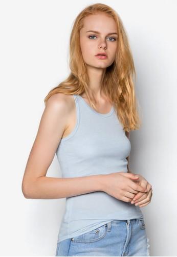 Khzalora時尚購物網評價loe 基本款背心, 服飾, 服飾
