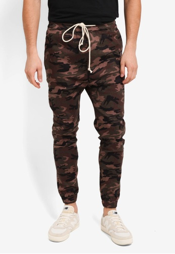 1edab35de7e24 Shop Flesh Imp Yager Side Pocket Jogger Pants Online on ZALORA Philippines