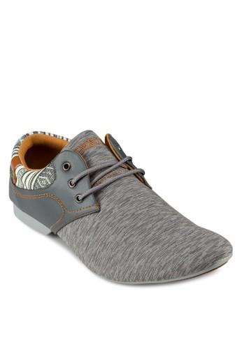 運動風拼接休閒鞋,zalora時尚購物網的koumi koumi 鞋, 休閒鞋