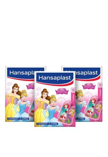 Hansaplast n/a Hansaplast Princess 10's - Best Value FA774ES33C39E2GS_1