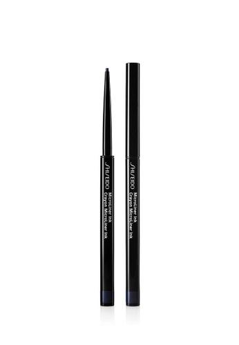 Shiseido blue Shiseido Makeup MicroLiner Ink,04 Navy 5ECCEBEE92617EGS_1