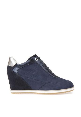 Geox navy D ILLUSION Sneaker 1F64BSHC013038GS_1
