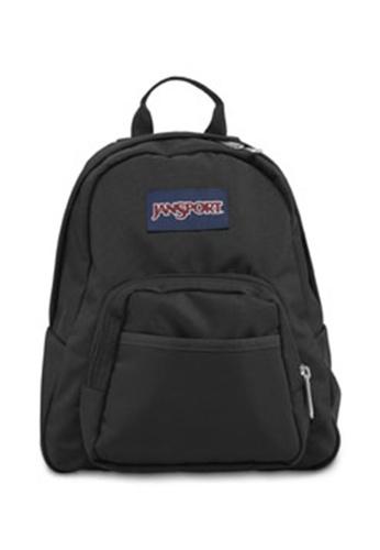 Jansport black Jansport Half Pint Backpack Black - 10.2L 33A17AC7027334GS_1