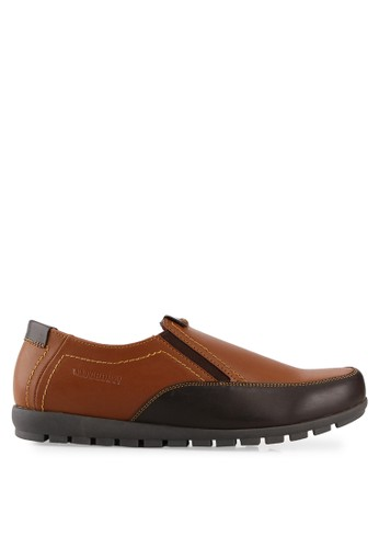 Watchout! Shoes brown Slip On Shoes WA021SH00DJNID_1
